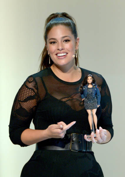 Barbie Released A Doll Based On A Plus-Size Model