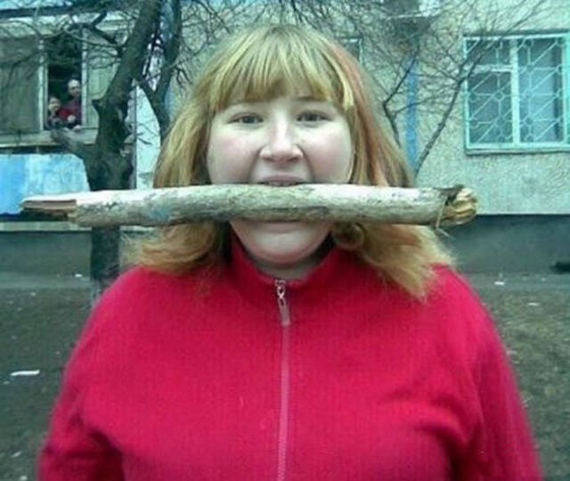 Freaks From Russian Social Networks