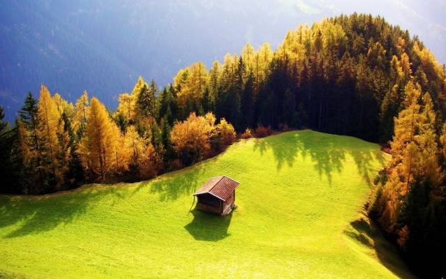 Perfect Places For A House If You Like Solitude