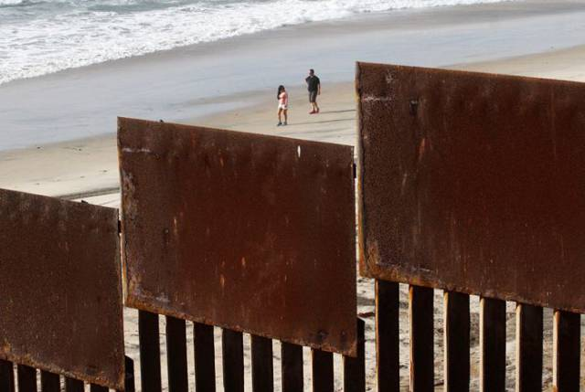 Have You Ever Seen The Border Between Mexico And The USA?