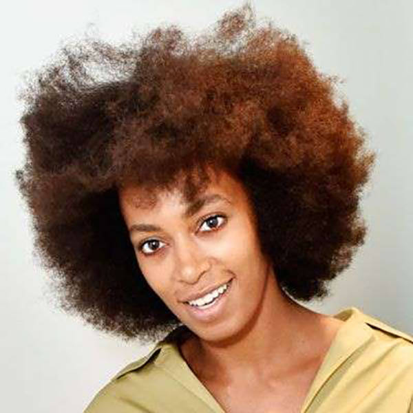 How Some Celebrities Look With Their Natural Hair