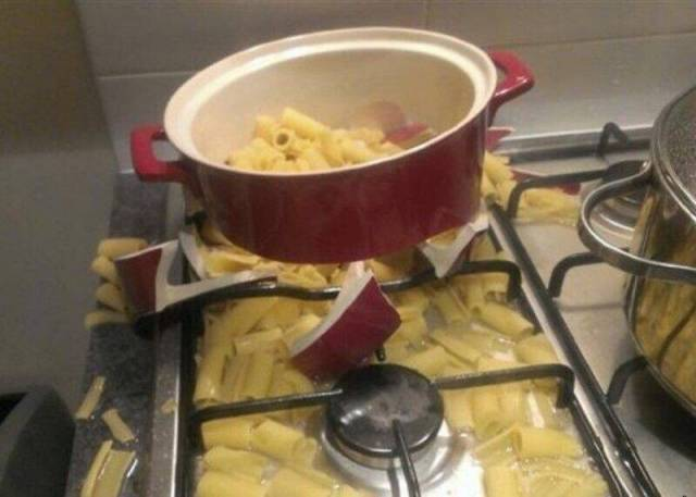 The Best Of The Worst Cooking Mishaps Ever