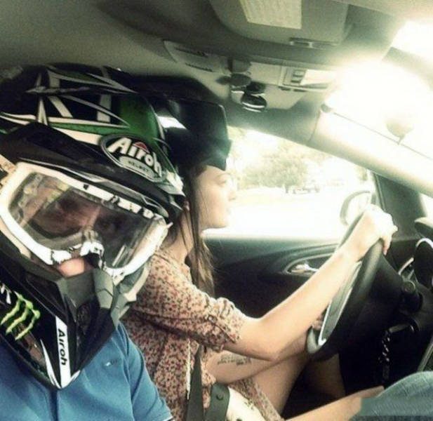 Women and Cars: Not a Love Story