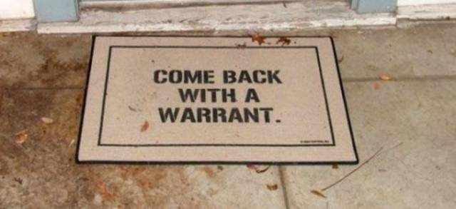 Your Guests Will Definitely Like One Of These Funny Doormats On Your Doorstep