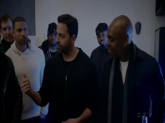 David Blaine Shows A Magic Trick That Totally Flips Out Steph Curry, Jimmy Butler, Dave Chappelle And Drake