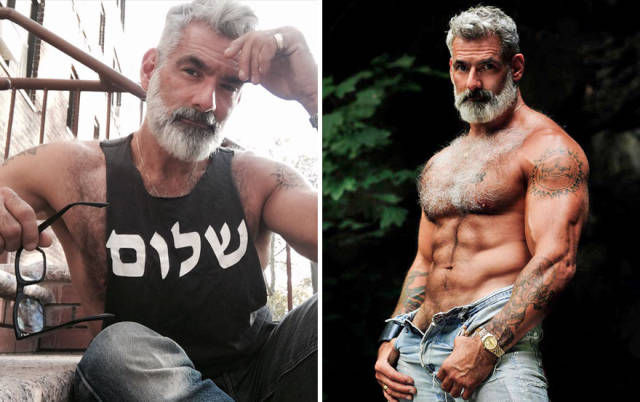 Gorgeous Old Men That Look Better Than Models