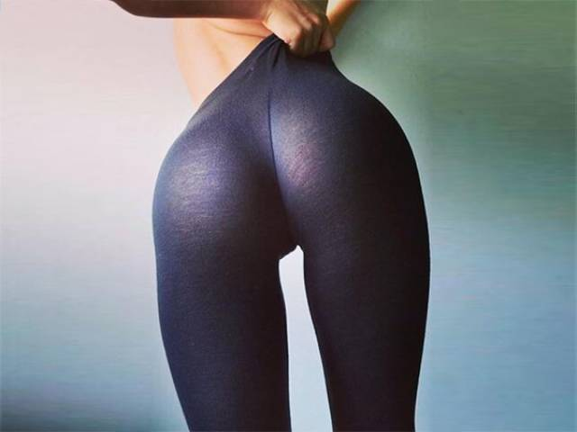 Booty Challenge Is Totally Bootylicious