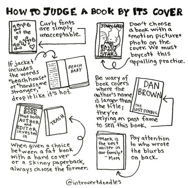 Only Book Lovers Will Understand These Comics And Find Them Funny