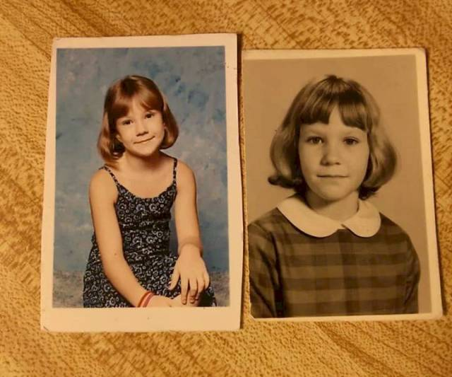 Children That Are Their Parents' Complete Lookalikes