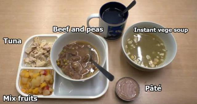 Combat Rations From Different Countries