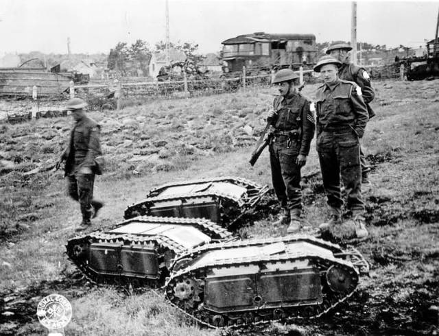 Crazy Wonder Weapons That Germans Used During The World War II