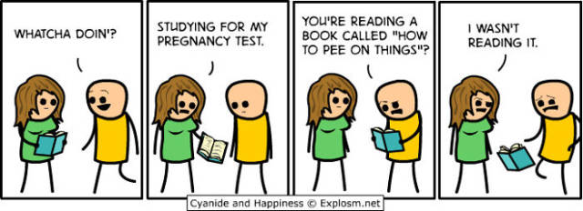 Cyanide & Happiness Comics Are Both Hilarious And Inappropriate But That's Why We Love Them