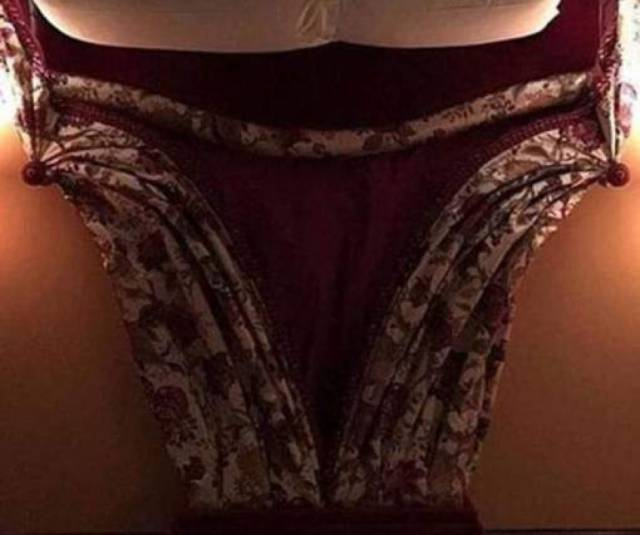 Man Receives A Racy Upskirt Photo From The Store's Employee After He Bought A Bed There