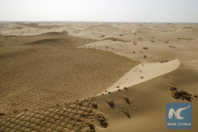This Is How China Fights Against Desertification