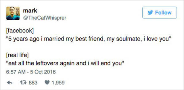 Tweets About Marriage That A Lot Of People Will Agree With