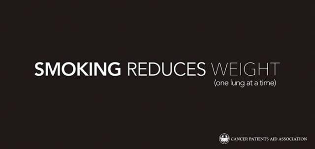 Brilliant Anti-Smoking Advertising