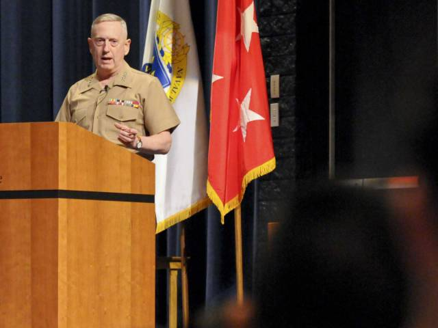 Some Of Marine Gen. 'Mad Dog' Mattis' Best Sayings