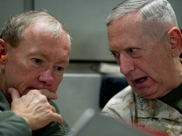 Some Of Marine Gen. 'Mad Dog' Mattis' Best Sayings