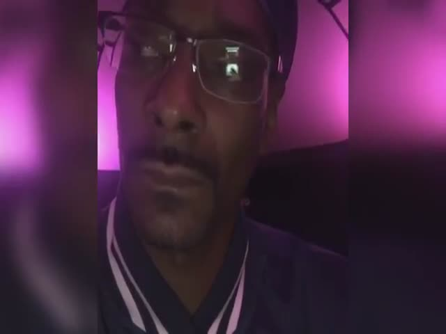 Reaction Of Snoop Dog To Kanye West's Concert Rant