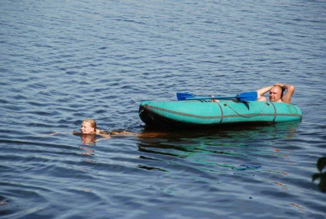 """Collection Of The Most Fun And Unusual Boats, As Well As Their Passengers And """"Captains"""""""