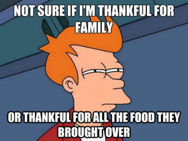 Happy Thanksgiving, Guys!