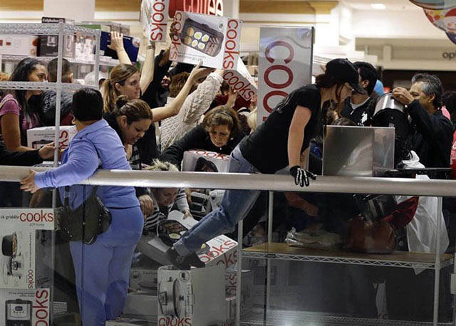 Just A Reminder Of How This Black Friday Is Going To Happen