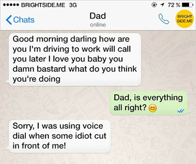 Hilarious Texts From Parents/Grandparents Who Aren