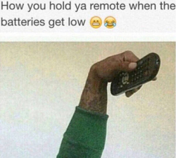 Everybody Did This Once And Those Who Deny It Are Liars