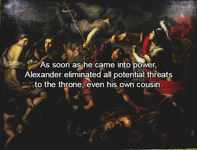 Interesting Facts Alexander The Great