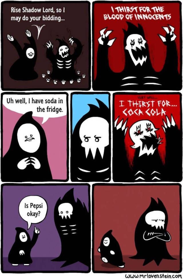 These Are The Comics For Those Who Appreciate Dark Humor