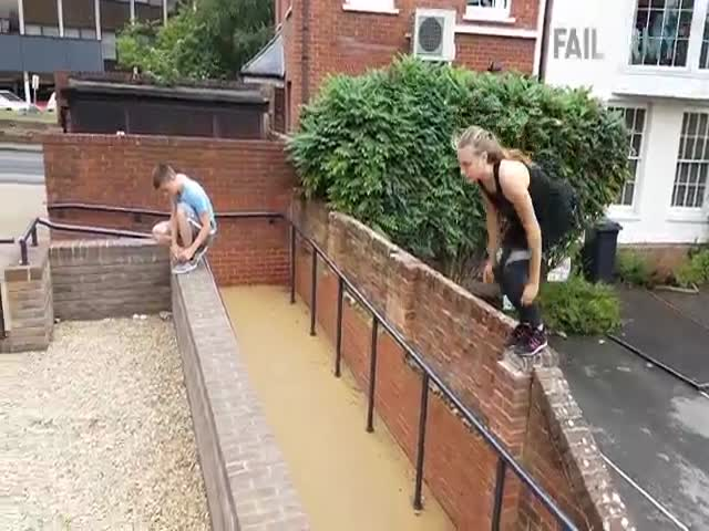 The Best Funny Fails for the Month of November