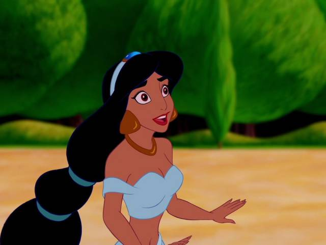 Faces Behind Disney's 14 Princesses