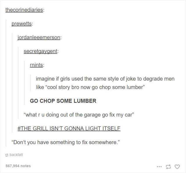 Funny Tumblr Posts That Will Make Laugh Any Feminist Pics - 22 tumblr posts that will leave you laughing