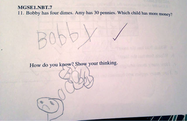 Kids Deliver Hilarious Answers To Exam Questions