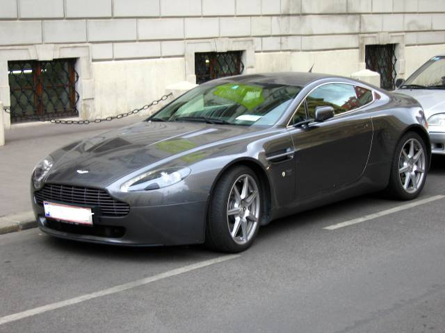 Teens Took Dad's Aston Martin Without Permission And The Result Is No Surprising