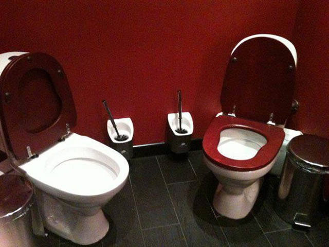 We Don't Always Realize The Sh#t Toilets Must Have Seen