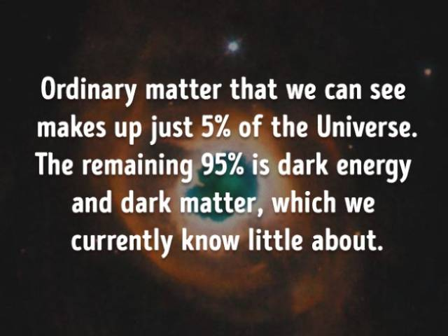 Some Of The Most Mind-Bending Facts About Space That Will Leave You Speechless