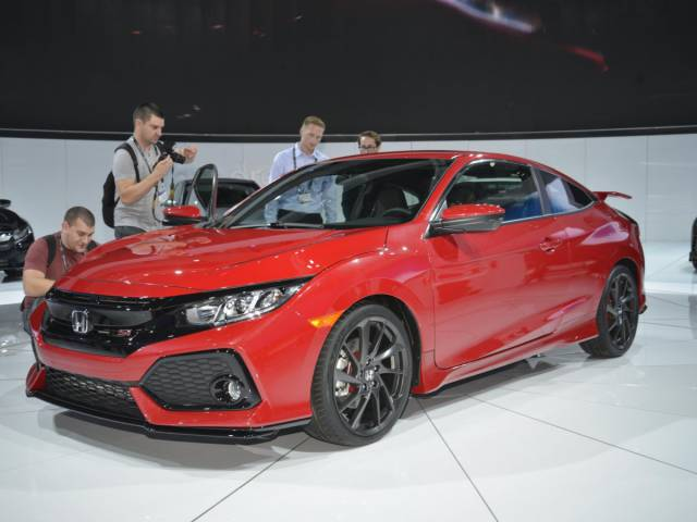 The Best Cars From The 2016 Los Angeles Auto Show