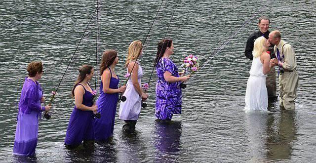 Amusing Wedding Pictures