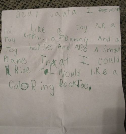 Some Of The Funniest Letters To Santa That Kids Have Ever Written