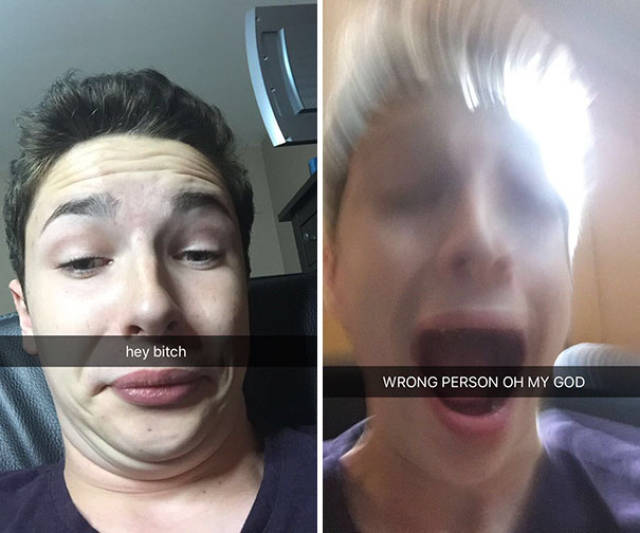 People Share Their Fails On Snapchat, Hilarity Ensues