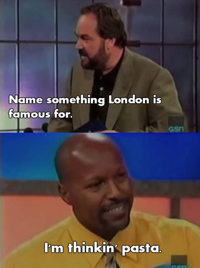 The Most Hilarious Answers People Gave At Game Shows