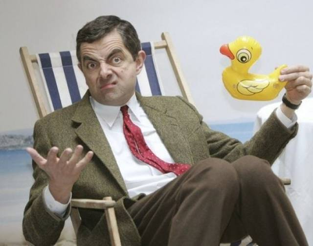How You'd Expect The Daughter Of Mr. Bean To Look And What She Really Looks Like
