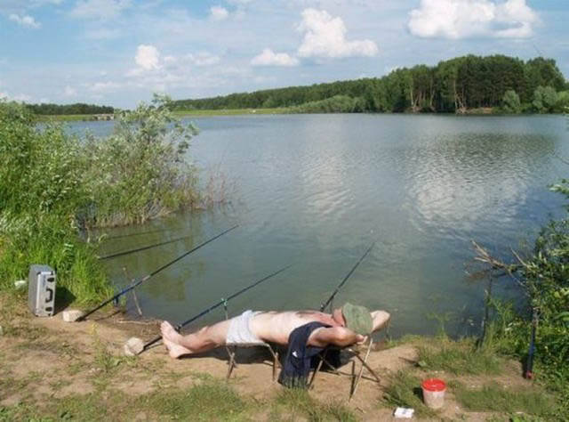 Funny Fishing Pics That'll Have You Reeling