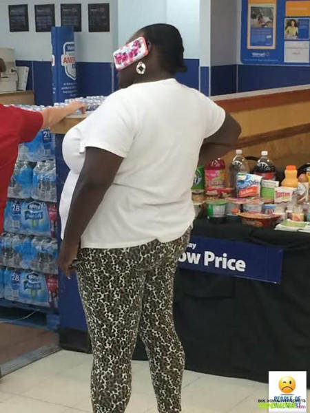People Of Walmart Never Disappoint