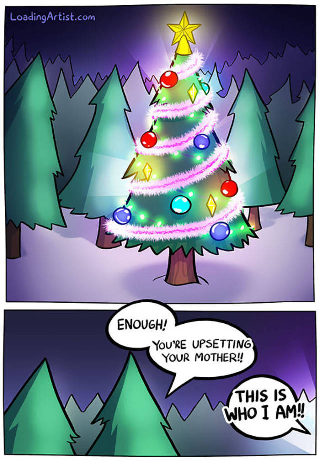 Great Christmas Collection Of Comics To Revive Your Holiday Spirit