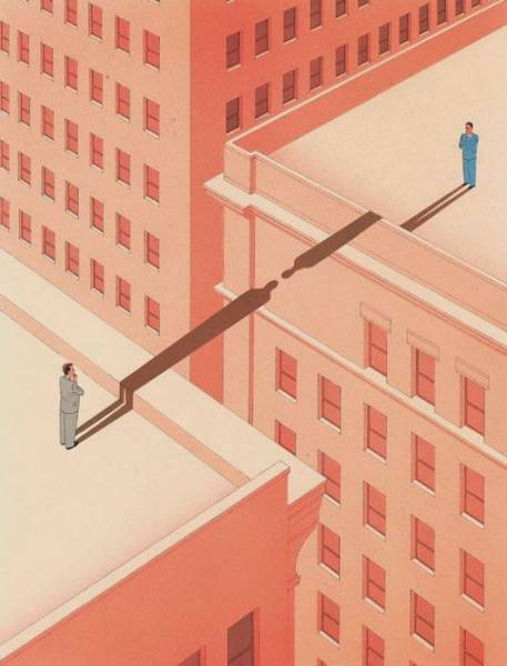 Surreal Illustrations That Are Totally Mind-Twisting