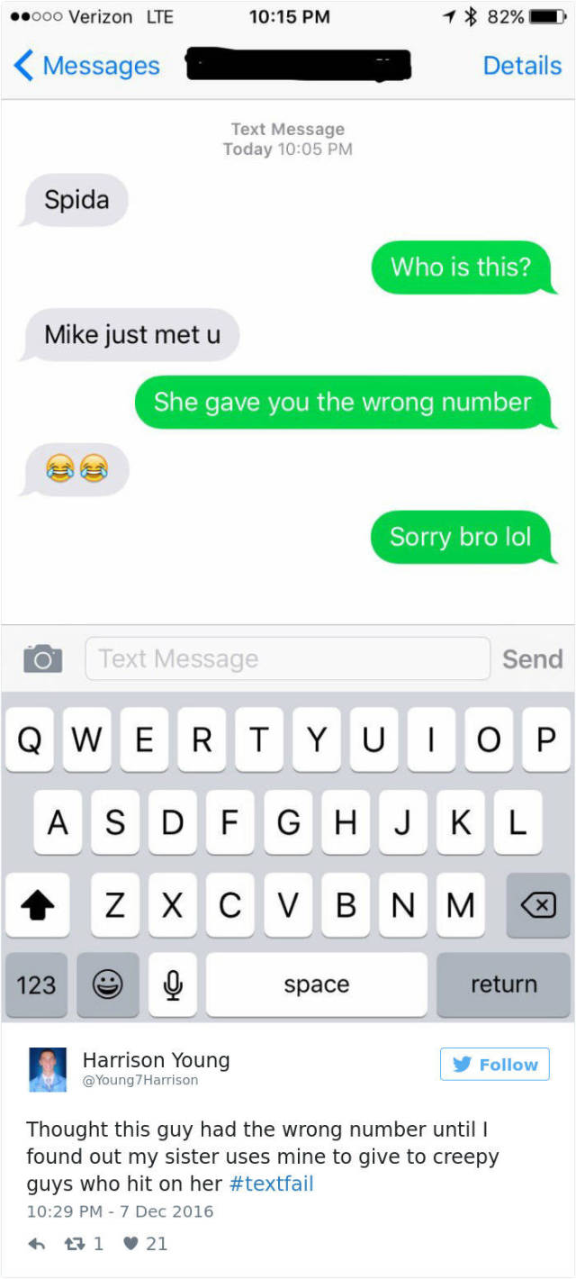 The Most Embarrassing Text Fails Of All Time