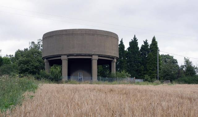 Water Tower Turned Into A Kickass Family Home