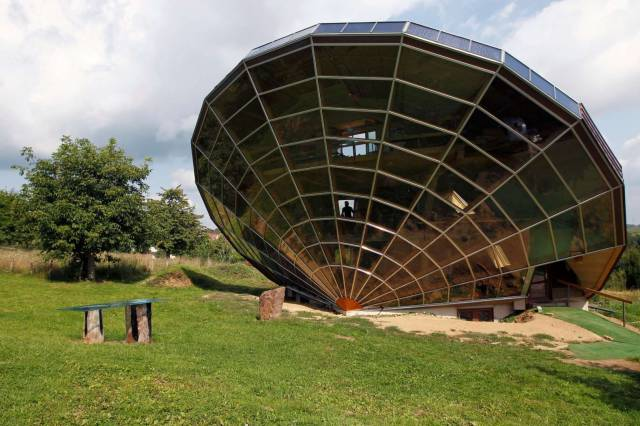 The Most Unusual House Designs Ever All Over The World